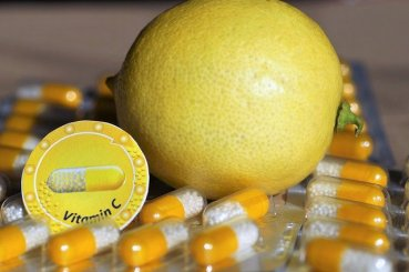 citron et vitamine C