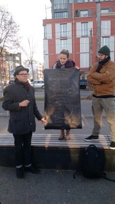 Prof. Ton Matton - Vortrag zum performativen Stadtraumprojekt - Glashaus Rieselfeld http://www.strategies.ufg.at/--