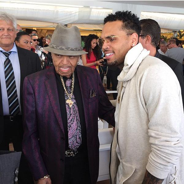 DW, Joe Jackson & Chris Brown