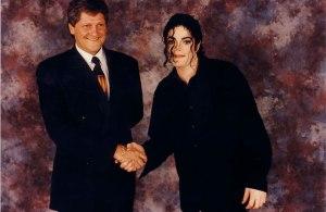 Dieter Wiesner & Michael Jackson 14