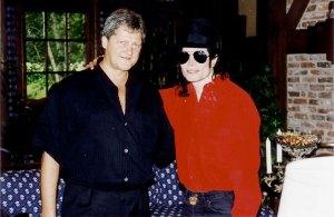 Dieter Wiesner & Michael Jackson 3