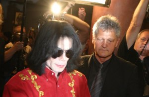 Dieter Wiesner & Michael Jackson 5
