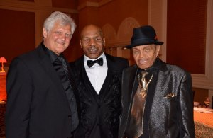 Mike Tyson & Joe Jackson