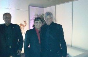 Dieter Wiesner & Prince Michael Jackson