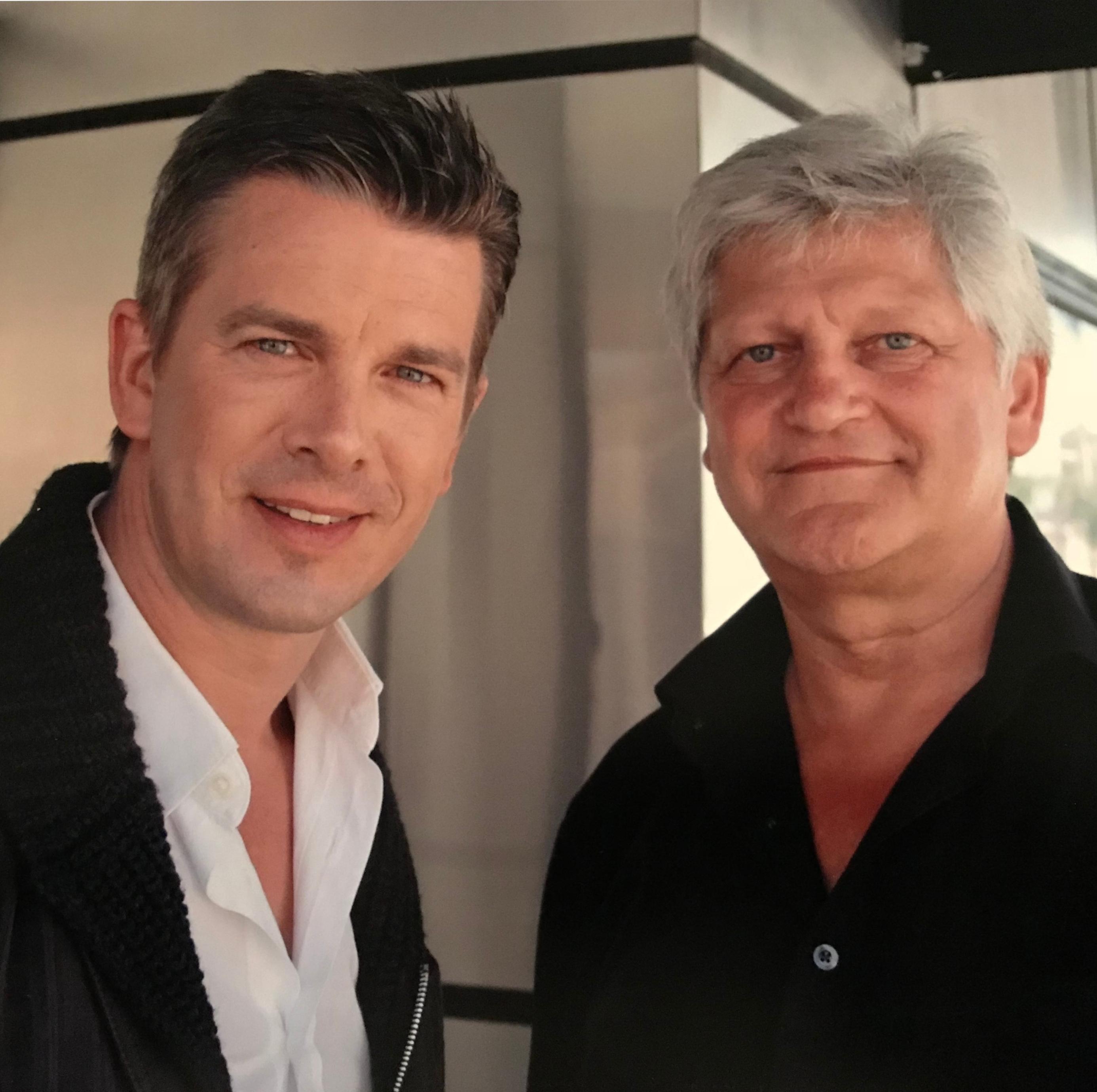 Markus Lanz & Dieter Wiesner
