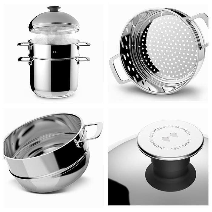 Cécilia Bourgeois - Vitaliseur de Marion kaplan - cuisson à la vapeur douce