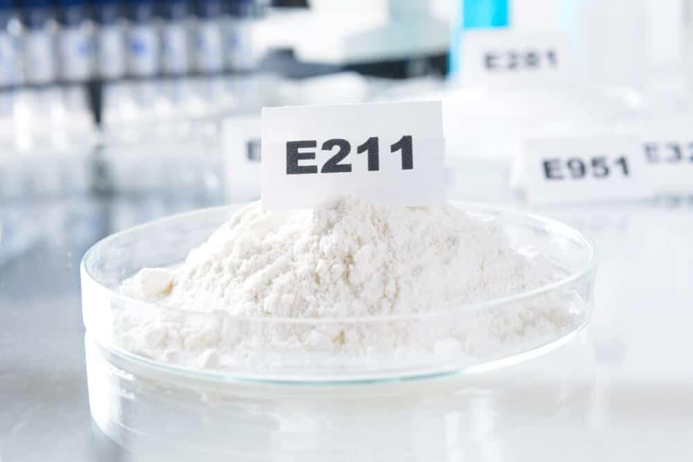 e211 benzoesan sodu
