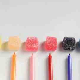 barwniki w żywności