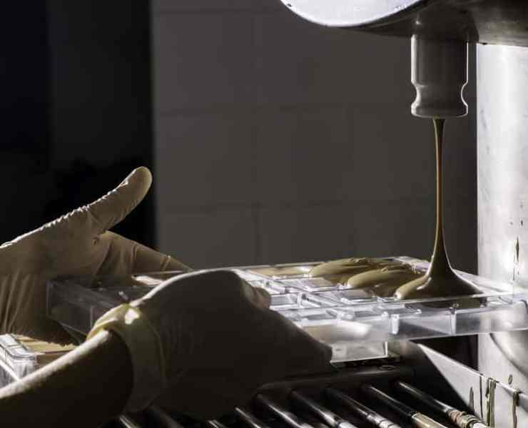 produkcja czekolady - jak powstaje czekolada