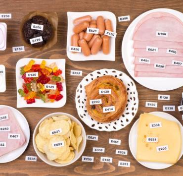 dodatki do żywności nik
