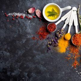 przyprawy zioła