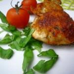 grillowane udko z kurczaka