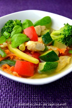 zupa oczyszczająco odchudzająca do syta