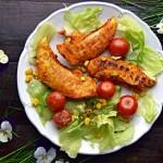 grillowane polędwiczki z kurczaka po meksykańsku