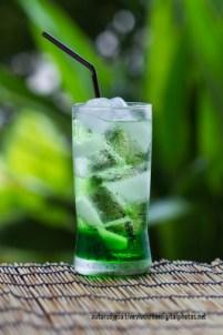 zielona herbata mrozona