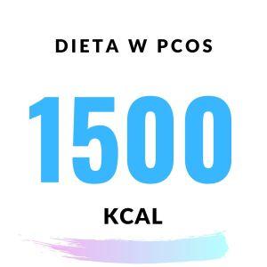 Gotowy jadłospis dla kobiet z PCOS 1500 kcal