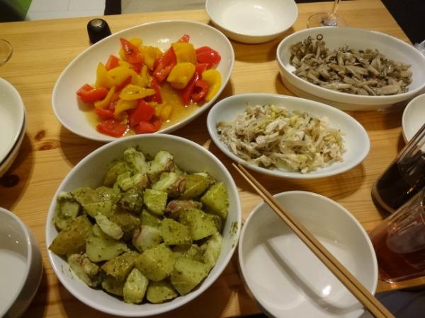 ライザップ食事3日目夕食 (6)