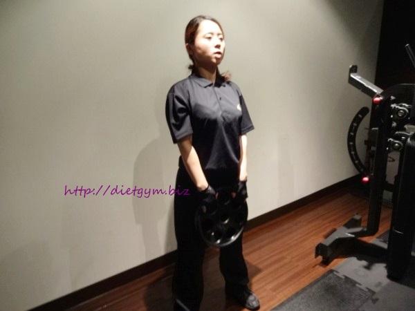 ライザップ 肩の筋肉を鍛えるトレーニング