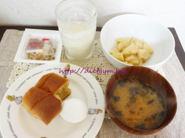 ライザップ12日目朝食