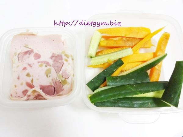 低GIダイエット17日目朝食
