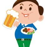 糖質制限中にビール