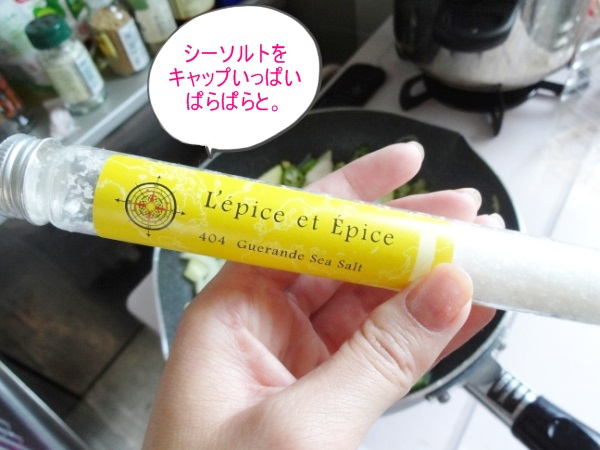 レピスエピスの塩