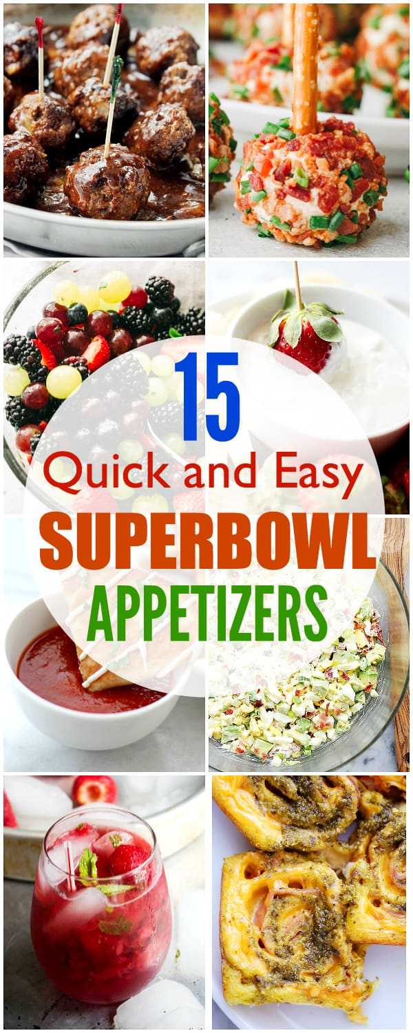 Cold Appetizers For Super Bowl Party : appetizers, super, party, Mouth, Watering, Appetizers!, Super, Snacks