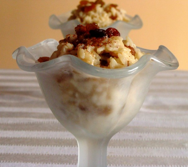 Healthy Dessert Rice Pudding Diethood
