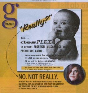 Caitlin McCarthy cover page Boston Globe image