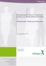 AFSSAPS DES report 2011 image