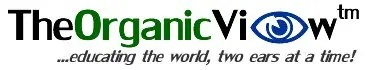 The Organic View Radio Show logo