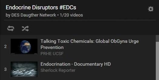 image of EDCs-videos playlist