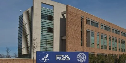 image of the FDA-building