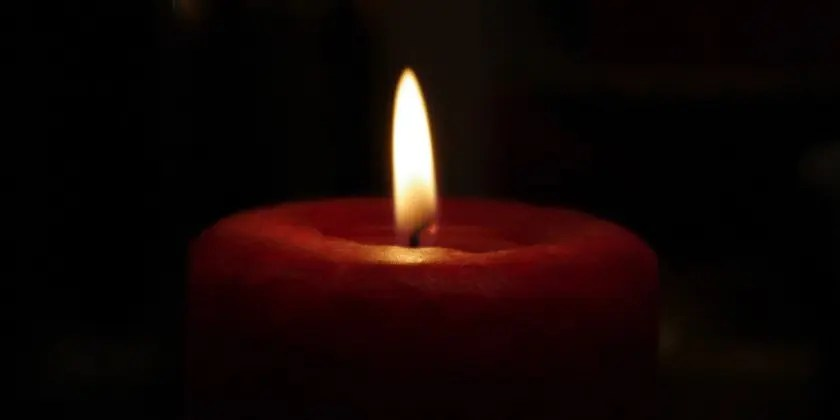 image of dark-candle