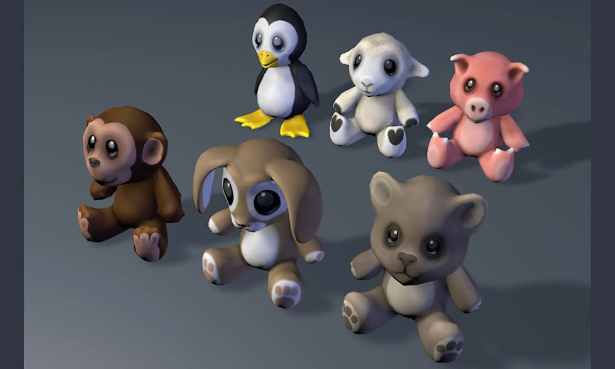 image of animal models
