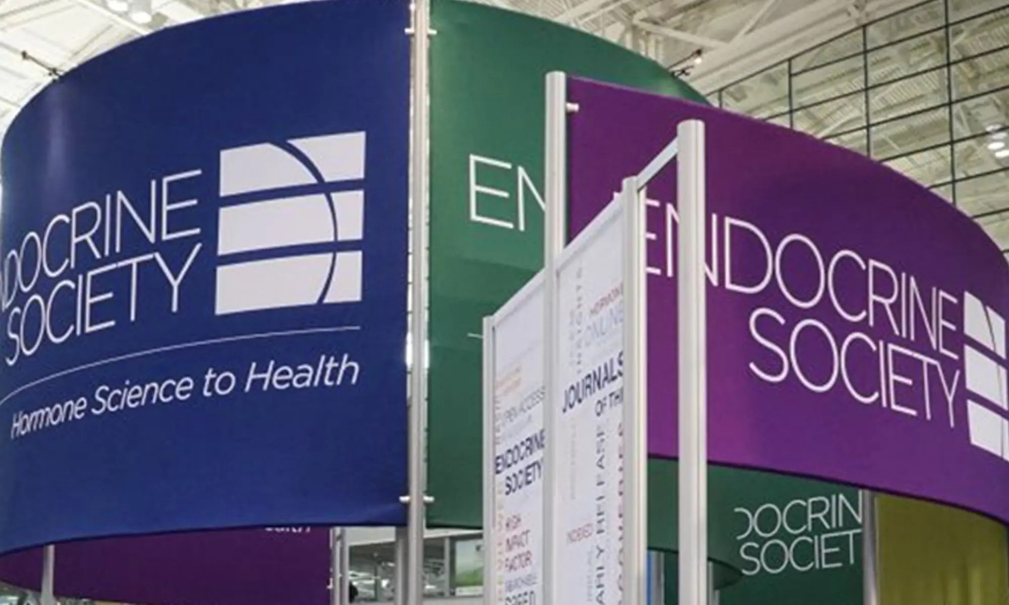 Endocrine Society banners