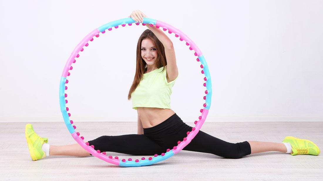 hula hooping te face să pierzi în greutate