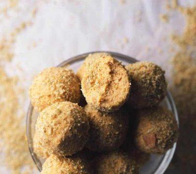 Gingerbread Keto Fat Bombs