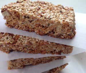 Sesame Cashew Snaps (Vegan, Vegetarian, Egg-Free, Dairy-Free, Gluten-Free)