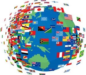 世界の国の参加率
