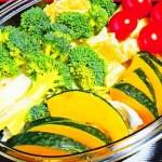 蒸し野菜ダイエット成功の方法やおすすめの野菜!ソースは?