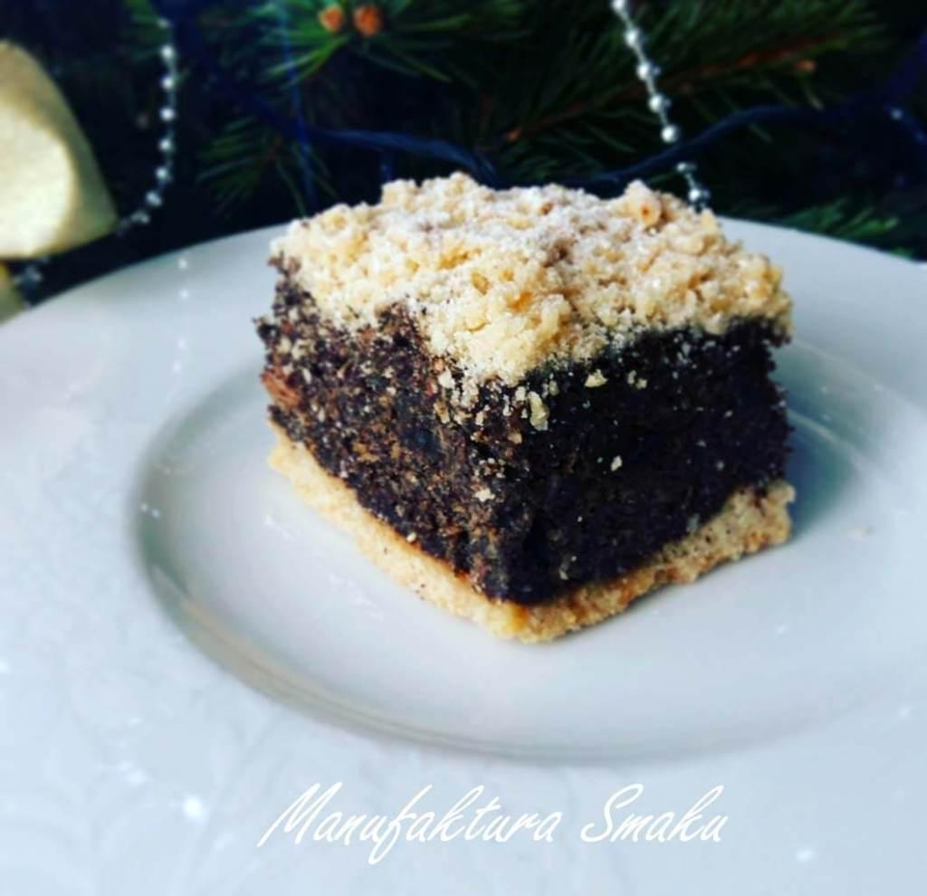 makowiec to proste i odżywcze ciasto bożonarodzeniowe