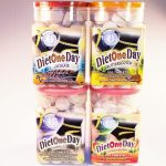 Diet One Day Diet tablets wafers chocolate vanilla strawberry butterscotch wholesale retail whole family products