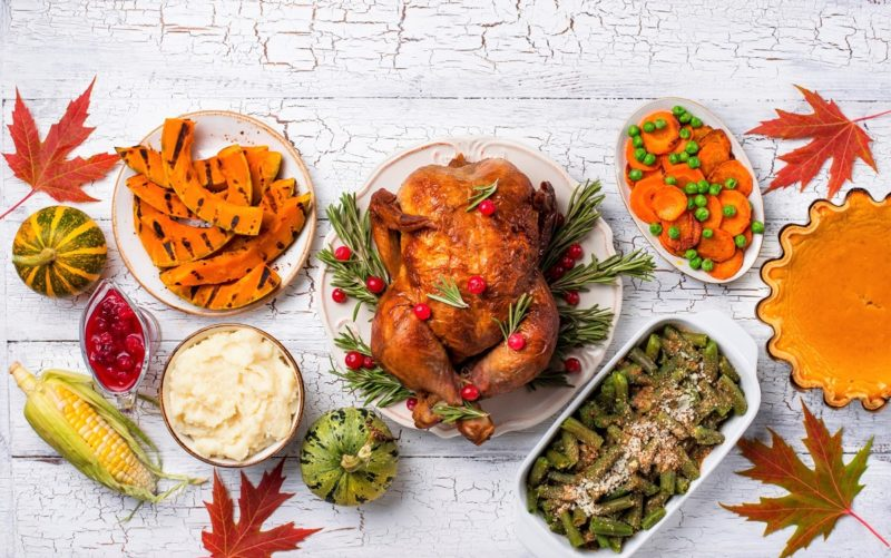 23 Tips for a Healthier Thanksgiving