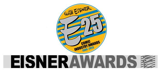 Eisner Award 2013: Saga pigliatutto