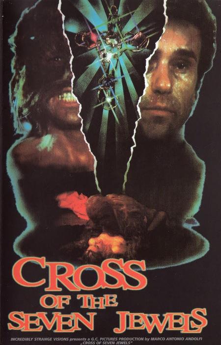 La Croce dalle sette pietre poster internazionale