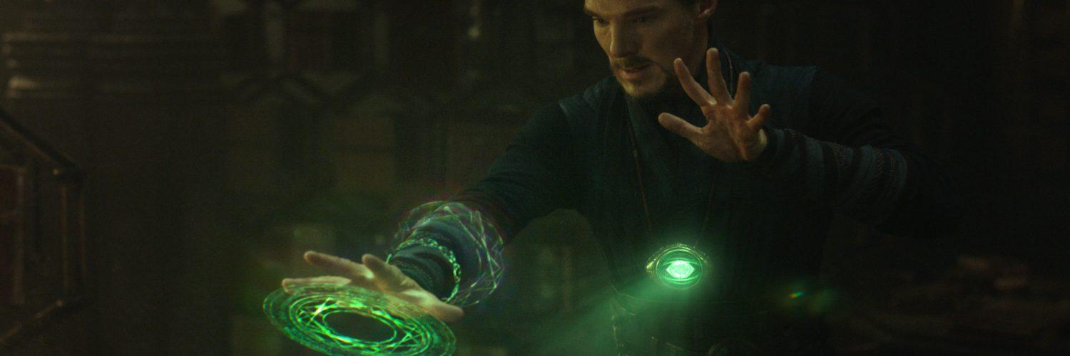 Doctor Strange and the Eye of Agamotto