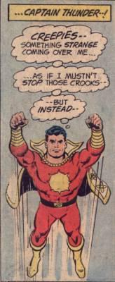 Captain Thunder – Superman 276