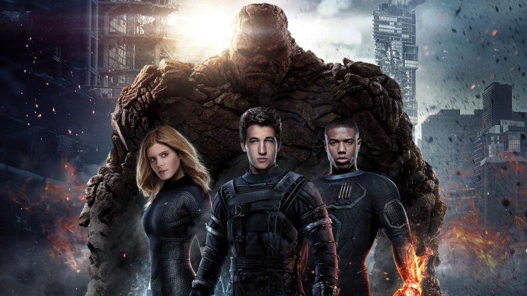 Jamie Bell, Kate Mara, Miles Teller e Michale B. Jordan in Fantastic Four di Josh Trank