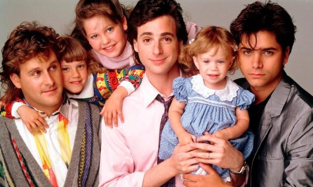 Il cast de Gli amici di papà (Full House)
